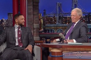 "Will Smith Performs ""Gettin' Jiggy Wit It"" On The Late Show With David Letterman (Video)"