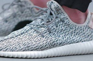 adidas Yeezy Boost Low (Photos)