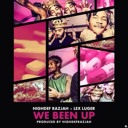 artworks-000106058428-ltgsne-t500x500 HighDefRazjah - We Been Up Ft. Lex Luger