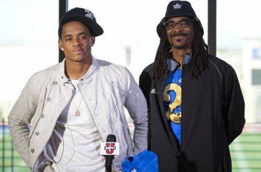Snoop Dogg's Son Cordell Broadus Will Take His Talents To UCLA (Video)
