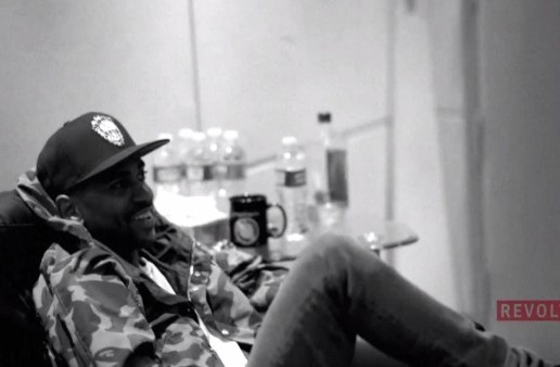 Kanye West & Pusha T Talk W/ Big Sean About His Forthcoming Album, 'Dark Sky Paradise' (Video)