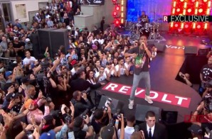 Big Sean Performs 'Blessings' On Revolt Live! (Video)