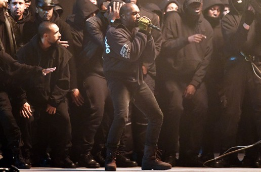 Kanye West Premieres 'All Day' With Theophilus London & Allan Kingdom At BRIT Awards! (Video)