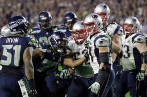 Bruce Irvin, Micheal Bennett, Rob Gronkowski & Michael Hoomanawanui Fined For Their Brawl At Super Bowl 49
