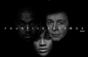 "DJ Mustard Remixes Rihanna's ""FourFiveSeconds"""