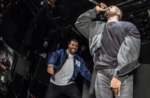 Drake & Nas – #SpriteConcert at Irving Plaza (Full Video)