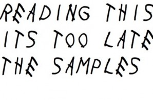 Gianni Lee And Mike Blud Release If You're Reading This It's Too Late: The Samples! (Stream)