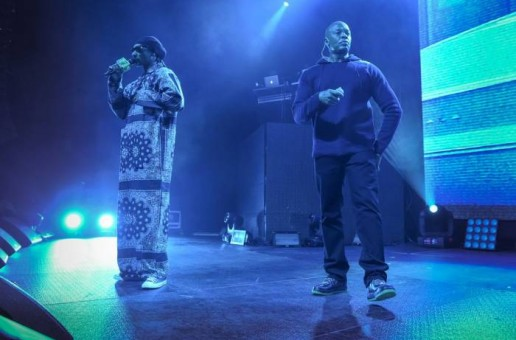 "East Meets West: Snoop Dogg & Dr. Dre Perform At The Hot 97 ""Tip Off"" Concert (Video)"