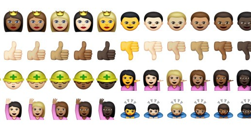 It Don't Matter If Your Black Or White: Apple Is Adding Some Diversity To Their Emojis