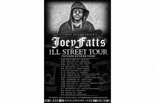fatts_tour-500x334 Joey Fatts Going On His Own Nationwide Tour