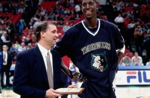 Kevin Garnett & Flip Saunders Could Be Looking To Buy The Minnesota Timberwolves