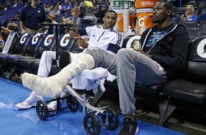 Kevin Durant Out At Least One Week With A Sore Right Foot