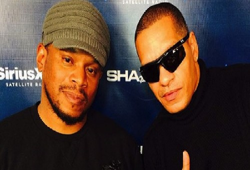 Peter Gunz Stops By Sway In The Morning To Talk Love & Hip-Hop & Kick A Freestyle (Video)