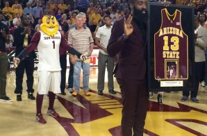 Arizona State Retires James Harden's College Jersey (Photos)