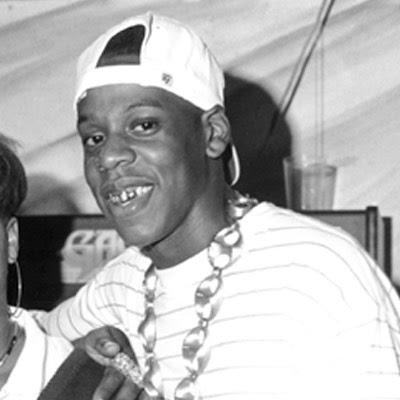 jaz-z_then Jay-Z First TV Freestyle Ever On Bet's Rap City In 1990! (Video)
