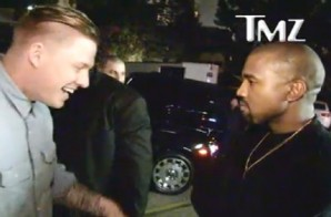 Kanye West Gives An Aspiring Rapper An Audition (Video)