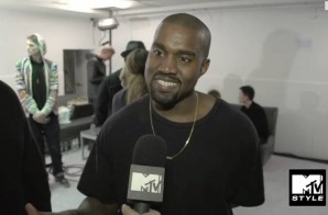 Kanye West Talks About His Clothing Line With Adidas (Video)