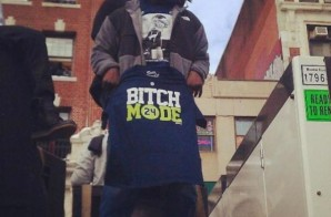 "LeGarrette Blount Trolls Marshawn Lynch With A ""Bitch Mode"" Shirt During The Patriots Super Bowl Parade (Photo)"