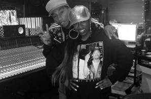 Missy Elliot And Pharrell Williams In The Studio!