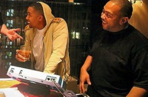 A Preview Of New Nas Track Produced By Timbaland!