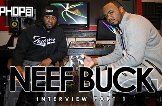 Neef Buck Explains The FDM7 Release On iTunes, Music Reflecting Real Life Events & More (Part 1) (Video)