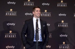 Aaron Rodgers Named 2014 NFL MVP; 2014 NFL Award Winners Announced