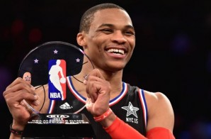 Shining Star: Oklahoma City Thunder Star Russell Westbrook Named The 2015 NBA All-Star Game MVP (Video)
