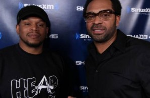 Mike Epps On Sway In The Morning (Video)