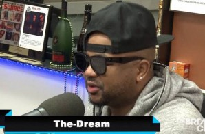 The-Dream Talks Leaving Def Jam For Capitol Records, His Two Part EP, & More On The Breakfast Club (Video)