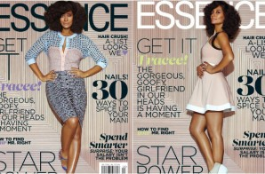 Tracee Ellis Ross Graces Essence Magazine's March 2015 Issue (Photos)