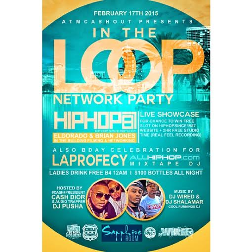 "unnamed-38 Meet HHS1987's Eldorado & Brian Da Director Tonight In Orlando, FL At Sapphire Room For The ""In The Loop"" Networking Mixer"
