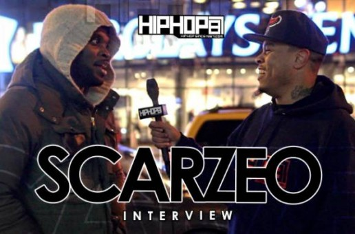 """Scarzeo Talks His Project """"15 To Life"""", How Prison Changed His Life, St. Thomas' Hip-Hop Scene & More With HHS1987 (Video)"""