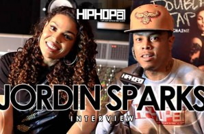 "Jordin Sparks Talks New Single ""Double Tap"" with 2 Chainz, 'Right Here, Right Now' Album & More (Video)"