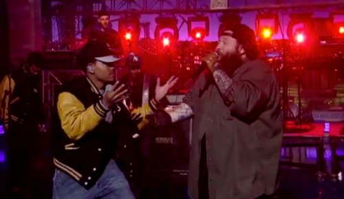 Action_Bronson_Chance_The_Rapper_David_Letterman