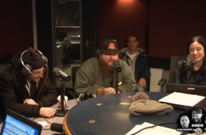 Action Bronson Takes Over Ebro In The Morning (Video)