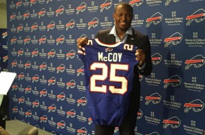 Shady Business: Frank Gore Reached Out To LeSean McCoy Before Signing With The Eagles; Signed With The Colts