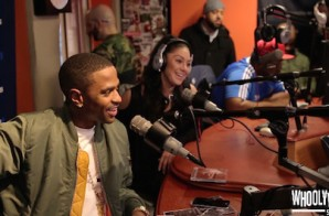 "Big Sean Talks Having E-40 On ""IDFWU,"" ""Blessings,"" & More With DJ Whoo Kid (Video)"