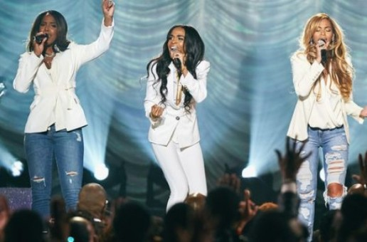 Destiny's Child Perform At The 2015 Stellar Awards (Video)