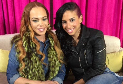 Faith_Evans_Nessa-1-500x342 Faith Evans Talks Collab Album With Biggie, Issues With Lil Kim, & More With Nessa (Video)