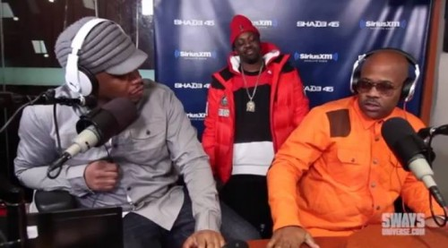 FullSizeRender-14-500x277 Dame Dash Keeps It Real On Sway In The Morning