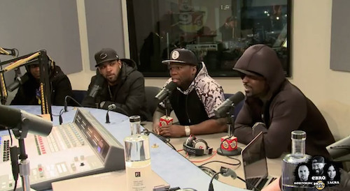 G-Unit Take Over The Hot 97 Morning Show (Video)