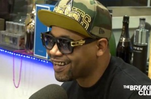 Juvenile Talks Re-Signing With Cash Money Records & More With The Breakfast Club (Video)