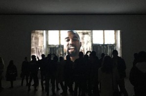 "Kanye West Premieres ""All Day"" Video At Paris Fashion Week (Video)"