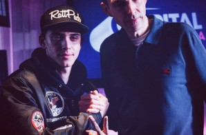 "Logic Freestyles Over ""Bring The Pain"" On Tim Westwood (Video)"