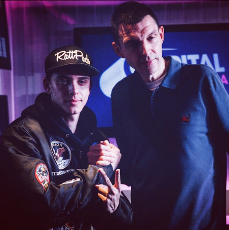"Logic_Freestyles_On_Tim_Westwood-1 Logic Freestyles Over ""Bring The Pain"" On Tim Westwood (Video)"