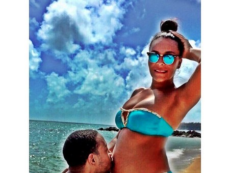 """Ludacris Share Eudoxie's First Baby Bump Pic & """"Ludaversal"""" Release Date"""