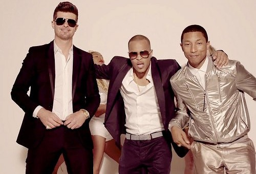"Marvin Gaye's Family Awarded $7.3 Million In ""Blurred Lines"" Lawsuit"