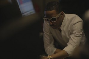 "In The Studio With Ryan Leslie As He Records ""Never Break Down"" (Video)"