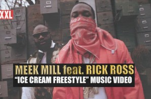 Meek Mill – Ice Cream Freestyle (XXL Version) (Video)