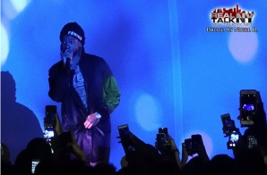 PARTYNEXTDOOR Performs At Second Sold Out Show In NYC (Video)
